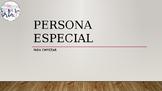 Persona Especial Realidades 1 Para Empezar - Beginning of
