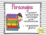 Spanish Characters- PERSONAJES