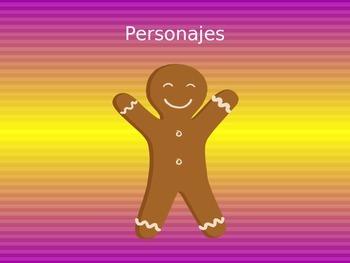 Personajes: acciones y sentimientos