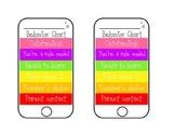 "Personal Behavior Clip Chart - ""Phone"""