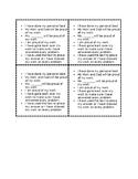 Personal Best Checklist