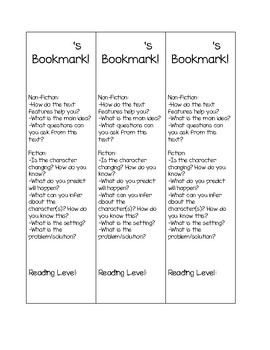 Personal Bookmark
