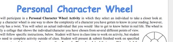 Personal Character Wheel