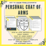 Personal Coat of Arms Creative Project