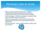 Personal Coat of Arms Fun