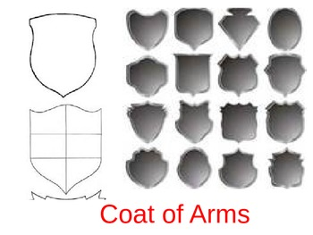Personal Coat of Arms Shapes PPT