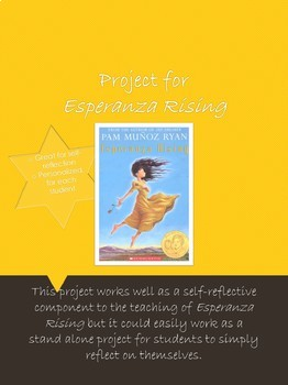 Creative Esperanza Rising Project
