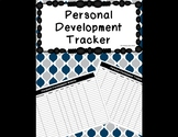 Personal Development Tracker
