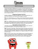 SWOT: Personal Development Worksheet