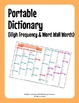 Portable Dictionary