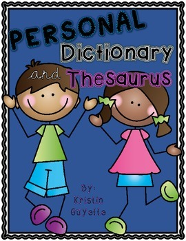 Freebie: Personal Dictionary and Thesaurus