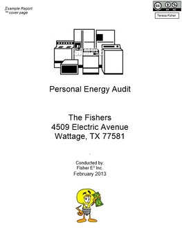 Personal Energy Audit Project