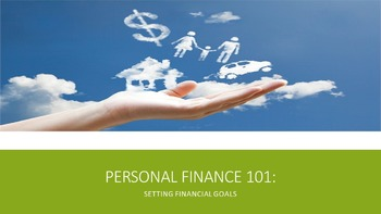 Personal Finance 101:  Setting Financial Goals Lesson