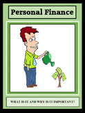 Personal Finance, Personal Finances