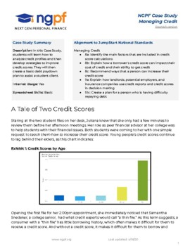 Next Gen Personal Finance Worksheets & Teaching Resources | TpT