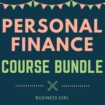 Personal Finance Course Bundle