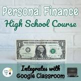 Personal Finance Curriculum ENTIRE COURSE BUNDLE!!