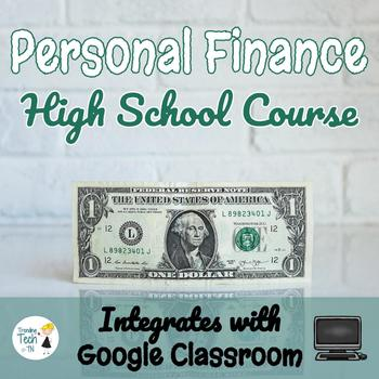 Personal Finance Course Bundle - Integrates with Google Drive!