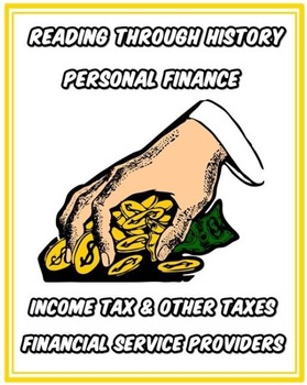 Personal Finance II: Income Tax, the IRS, and Financial Service Providers