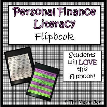 Personal Finance Literacy Flipbook