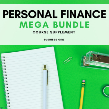 Personal Finance Mega-Bundle