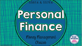 Personal Finance: Money Management Choices
