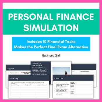Personal Finance Portfolio Semester Project