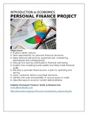 Personal Finance Project