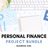 Personal Finance Project Bundle