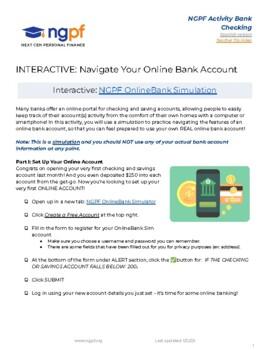 esl online banking