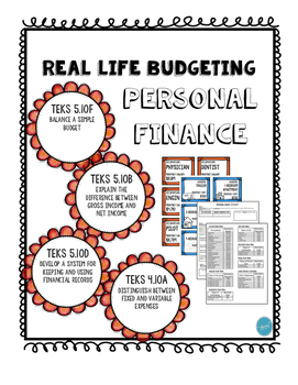 Personal Finance: Real Life Budgeting Practice