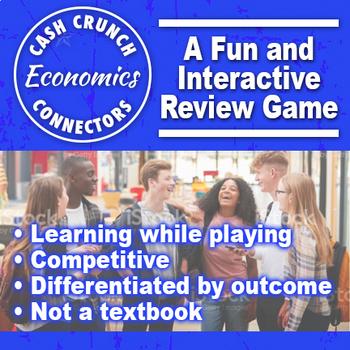 Personal Finance Review Game - Cash Crunch Connectors