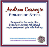 Carnegie Movie Assignment (Financial Literacy)