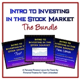 Intro to Investing in the Stock Market (Bundle): A Financi