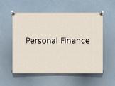 Personal Finances