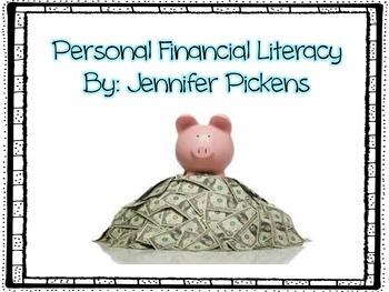 Personal Financial Literacy