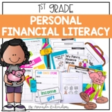 Personal Financial Literacy: A Unit for Needs and Wants & Spending and Saving