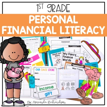 Personal Financial Literacy: A Unit for Needs and Wants &