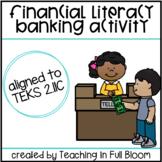 Personal Financial Literacy Banking Game 2.11C