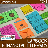 Personal Financial Literacy Folds & Flaps: Kinder & First