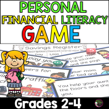 Personal Financial Literacy Game
