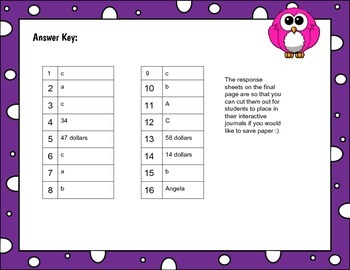 Personal Financial Literacy QR Task Cards Tek 2.11 D-F