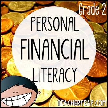 Personal Financial Literacy: Second Grade Math Unit