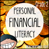 Personal Financial Literacy: Second Grade Math Unit