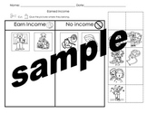 Personal Financial Literacy activities Spanish and Eng. Cscope common core
