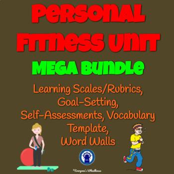 Personal Fitness Unit  MEGA Bundle