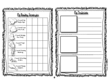 Personal Guided Reading Journals