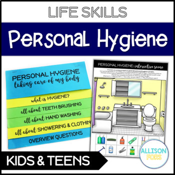 Personal Hygiene Vocab & Routines