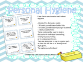 Personal Hygiene Question Cards
