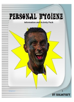 Personal Hygiene Activity Packet